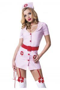"Костюм ""Похотливая медсестра"" 02211 Размер S/M"