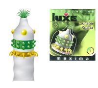Презерватив LUXE Сигара Хуана