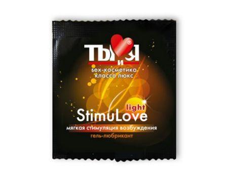 Гель-любрикант Stimulove Light 4 грамма