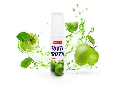 Оральный гель Tutti-Frutti oralove Яблоко
