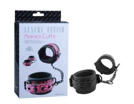 Оковы Ankles Cuffs  ЕК-3105 черные