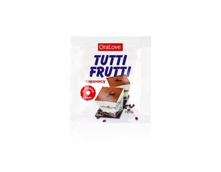 Оральный гель Tutti-Frutti oralove Тирамису 4 гр.
