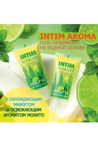 Гель - любрикант Intim Aroma 60 г