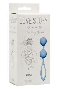 Вагинальные шарики love story 3005-04