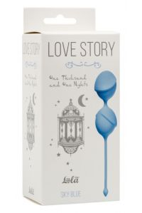 Вагинальные шарики love story 3004-04