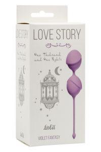 Вагинальные шарики love story 3004-05