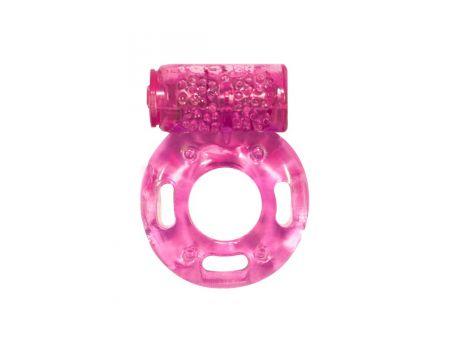 Эрекционное кольцо с вибрацией 0114-83