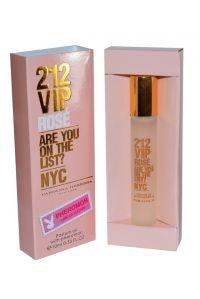 Парфюмерное масло 212 VIP ROSE с феромонами