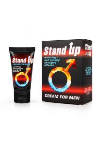 Крем STAND UP up для мужчин возбуждающий 25 г.