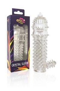 Насадка закрытая CRYSTAL SLEEVE ЕЕ-10032
