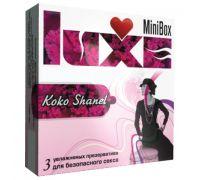 Презервативы Luxe Коко шанель