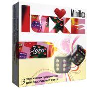 Презерватив Luxe Игра